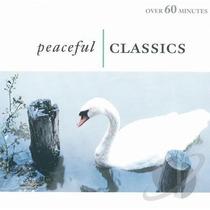 Peaceful Classics Cd Seminuevo 1ra Ed 2001 Made In Canada.