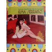 Irma Serrano Lp Boleros Con La Tigresa 1973