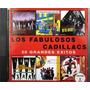 Los Fabulosos Cadillacs - 20 Grandes Éxitos 2cd