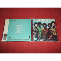 The Jacksons - Homonimo Cd Usa Ed 1990 Mdisk