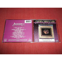 The Jackson 5 - Greatest Hits Motown Cd Usa Ed 1990 Mdisk