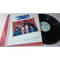Los Bukis Si Me Recuerdas Disco Lp Vinyl De Coleccion