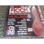 Las 101 Rolas De Rock Vol.1 (3cd+1dvd) Nuevo!! Sellado!!