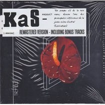 Cd Original Kas Product Try Out Never Come Back In Need Mind