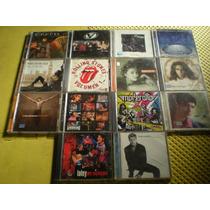 Rock & Pop En Español Lote Cds 4 Por $300 De Coleccion #