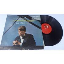 My Favorite Chopin High Fidelty Disco Lp Vinyl De Coleccion