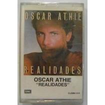 Oscar Athié / Realidades 1 Cassette Nuevo