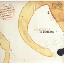 Cd Interactivo De La Barranca: Denzura 2003