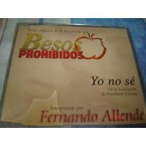 Besos Prohibidos Tema Telenovela Fernando Allende Cd
