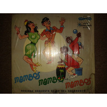 Disco Acetato: Marimba Orquesta Reina Del Soconuco