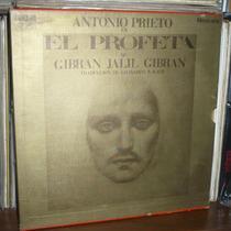 El Profeta De Gibran Jalil 3 Lp Album