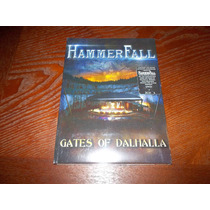Hammerfall Gates Of Dalhalla Box Set Dvd + 2 Cd Nuevo