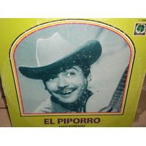 Lalo Gonzales Piporro Vinil
