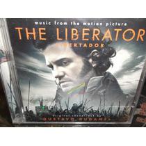 Liberator Libertador Bolivar Ost Cd Sellado