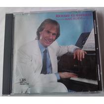 Richard Clayderman Make Believe. Cd Raro 1989 Cbs Records