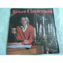 Richard Clayderman Música Del Amor / Lp Vinil Acetato