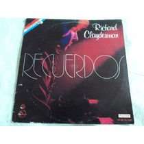 Richard Clayderman Recuerdos/ Lp Vinil Acetato
