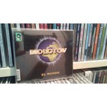 Molotov Apocalypshit Cd Single El Mundo Nuevo Descontinuado