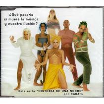 Kabah Historia De Una Noche Cd Promo Año 2000 En Exc Condic