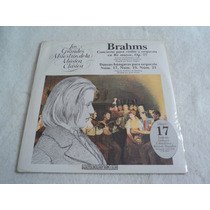 Brahms Maestros De La Musica Clásica Vol 17/ Envío Gratis/lp