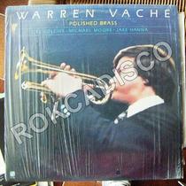 Jazz Inter, Warren Vache, Polished Brass, Lp 12´,