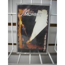 Martha Monroy - Y Sigue Siendo Blues... Cassette Nuevo