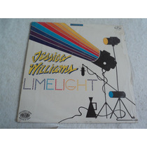 Jessica Williams Limelight/ Lp Vinil Single Nuevo