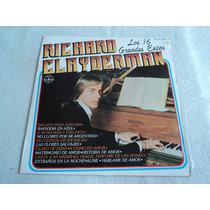 Richard Clayderman 16 Grandes Éxitos/ Lp Vinil Acetato