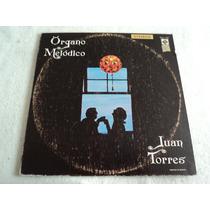 Juan Torres Órgano Melódico Álbum Triple/ 3 Lp Acetato Vinil