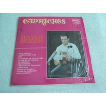David Moreno Caprichos Guitarra Española/ Lp Vinil Acetato