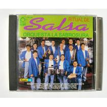 Orquesta La Sabrosura Ritual De Salsa Cd Mexicano 1994