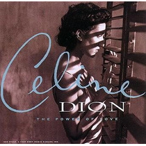 Celine Dion The Power Of Love Cd Single Semnvo Made Usa 1993