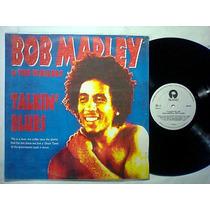 Bob Marley The Wailers Talkin Blues Lp Colombiano Muy Raro