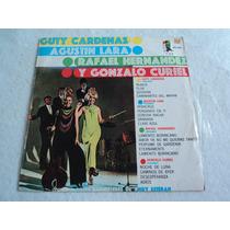 Los Bachilleres De Andy Esteban, Guty Cardenas/ Lp Acetato