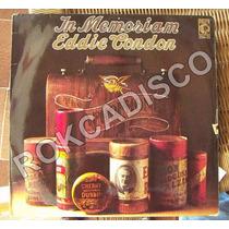 Jazz Inter, In Memoriam, Eddie Condon, Lp 12´, Alemania
