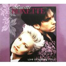 Roxette - Live In Sydney 1991 Importado Eu