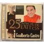 Gualberto Castro / 25 Años De Exitos 1 Cd