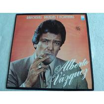 Alberto Vázquez Baladas, Album Triple/ 3 Lp Acetato Vinil