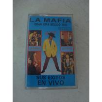 Cassette Usado La Mafia Tejano De Coleccion Texano