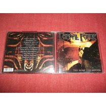 Carnal Forge - The More You Suffer Cd Imp Ed 2003 Mdisk