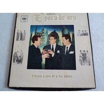 Los Panchos Álbum Época De Oro Triple/ Lp Acetato Vinil
