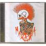 Malaria - Amiga De La Muerte ( Punk Hc Mexicano ) Cd Rock