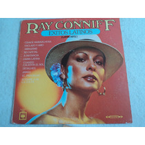 Ray Conniff Éxitos Latinos/ Lp Vinil Acetato