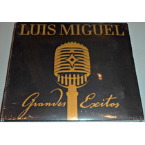 Cd Doble Luis Miguel Grandes Exitos Nuevo Sellado