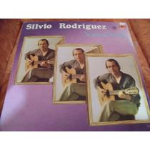 Lp Silvio Rodriguez Triptico, Envio Gratis