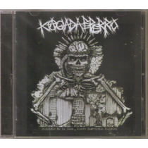 Kagada De Perro - Suicidio De L... ( Punk Hardcore ) Cd Rock