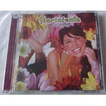 Floricienta Y Su Banda Cd 1a Ed 2005 Con Cancionero Bvf