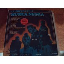 Lp Clasicos De La Musica Negra, Envio Gratis