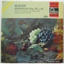 Hayd / Sinfonias N,.57 Y 83 1 Disco Lp Vinilo