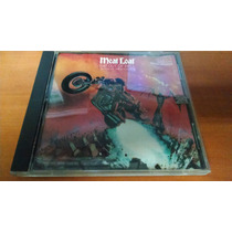 Meat Loaf, Bat Out Of Hell, Importado, Cd Album Del Año 1977